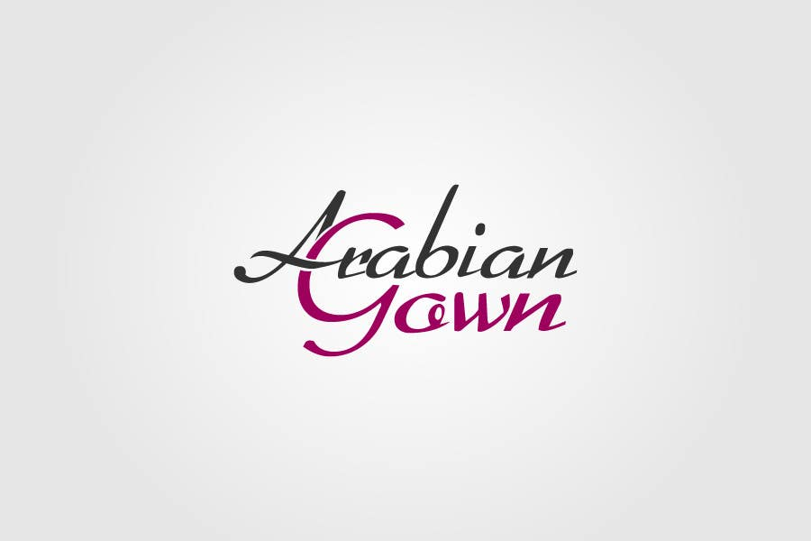 #57 for Logo Design for Arabian Gown by MKalashery
