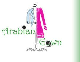 #85 para Logo Design for Arabian Gown por sachitnaik