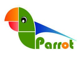 #55 for Logo for Parrot App by indikabogala22