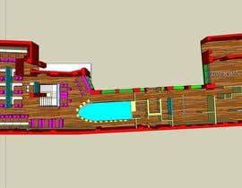 krooogle4you tarafından Please think a best floor plan for a new restaurant ( no Design) için no 12