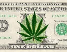 Nro 1 kilpailuun Marijuana Currency Fake Bill käyttäjältä ranjeettiger07