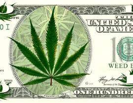 Nro 7 kilpailuun Marijuana Currency Fake Bill käyttäjältä ranjeettiger07