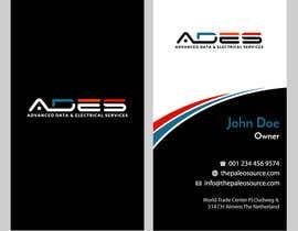 Nro 17 kilpailuun Business Card Design käyttäjältä petersamajay
