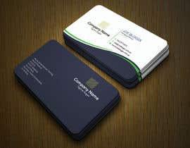 Nro 28 kilpailuun Business Card Design käyttäjältä mizan00007