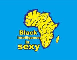 nº 17 pour Design a T-Shirt for African Intelligence par burhandesign