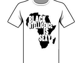 #43 for Design a T-Shirt for African Intelligence by danula