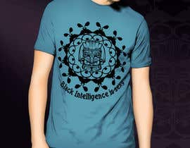 #46 for Design a T-Shirt for African Intelligence by poonkaz