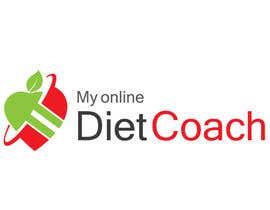Nro 7 kilpailuun Design a Logo for a Weight Loss Coach käyttäjältä RigelDevelopers
