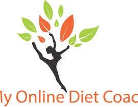 Nro 30 kilpailuun Design a Logo for a Weight Loss Coach käyttäjältä Rasha86