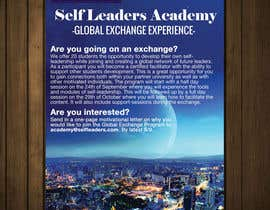 boris03borisov07 tarafından Design a flyer for a leadership training program için no 23