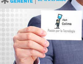 Nro 28 kilpailuun Diseñar un banner de Solicitud de Empleado käyttäjältä aniballezama