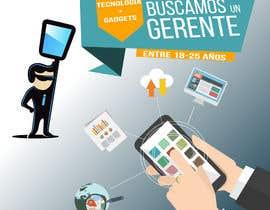 Nro 36 kilpailuun Diseñar un banner de Solicitud de Empleado käyttäjältä PidemeLQQuieras