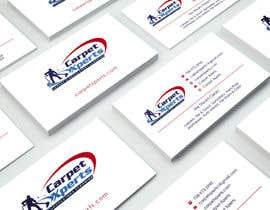 Nro 15 kilpailuun CARPET XPERTS BUSINESS CARD käyttäjältä zeewonpro