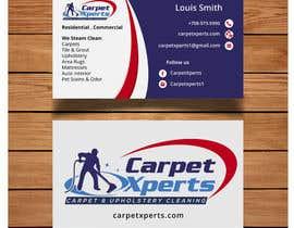 Nro 14 kilpailuun CARPET XPERTS BUSINESS CARD käyttäjältä surajhemnani