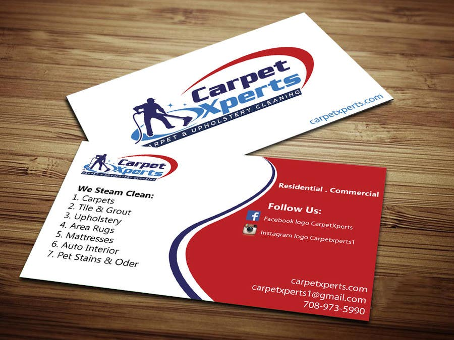Entry 2 by graphicsolution4 for carpet xperts business card contest entry 2 for carpet xperts business card colourmoves