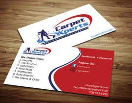 Graphicsolution4 tarafından CARPET XPERTS BUSINESS CARD için no 10