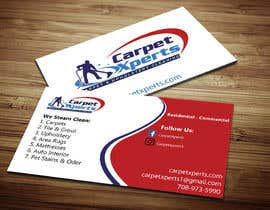 Graphicsolution4 tarafından CARPET XPERTS BUSINESS CARD için no 12