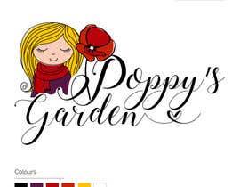 Nro 27 kilpailuun Poppys Garden käyttäjältä CronjeDesignCo