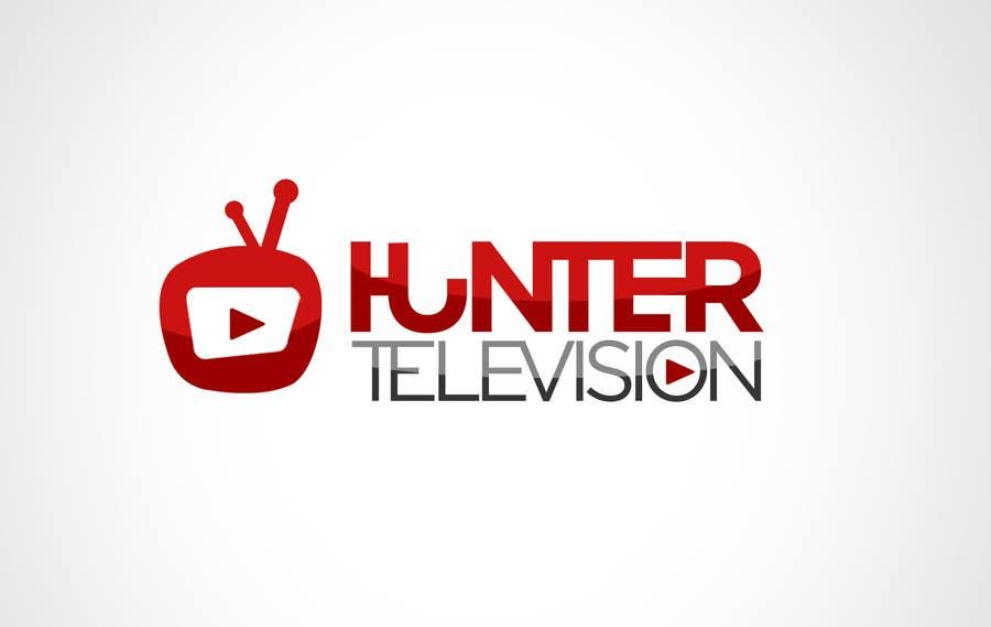 Конкурсная заявка №230 для Design a Logo for www.huntertv.org
