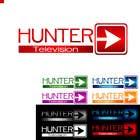 Graphic Design Конкурсная работа №235 для Design a Logo for www.huntertv.org