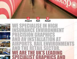#2 for Brochure Design for KeyMT Installation Ltd by rcjteng