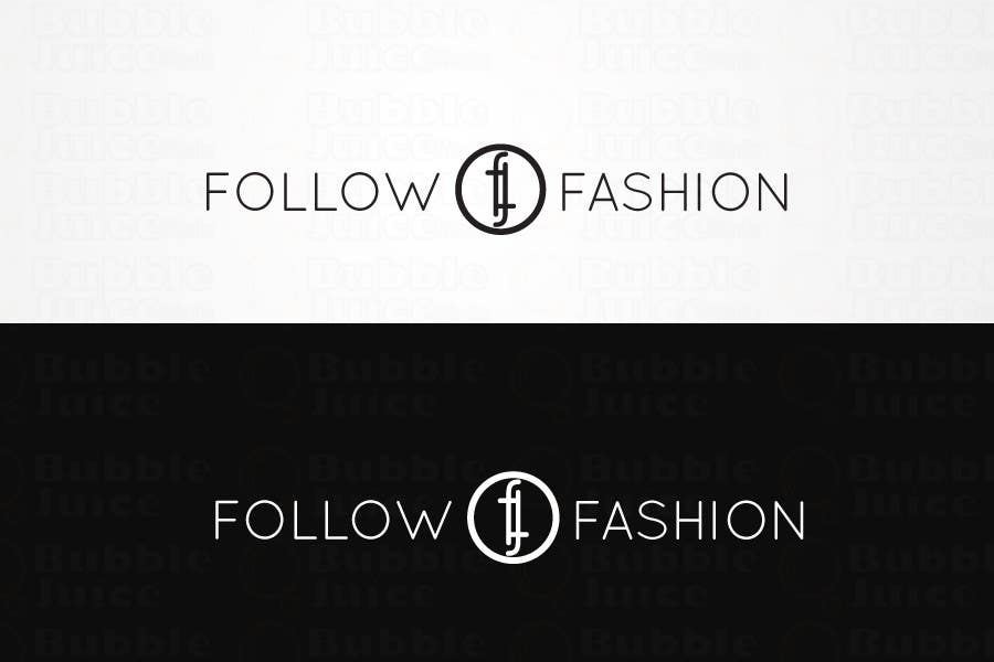 #125 for Logo Design for Follow Fashion by Niccolo