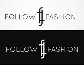 #102 para Logo Design for Follow Fashion por Niccolo