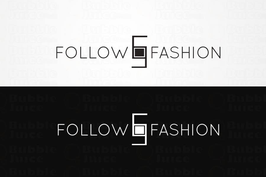 #129 for Logo Design for Follow Fashion by Niccolo