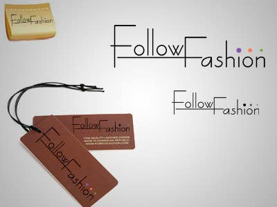 Bài tham dự cuộc thi #283 cho Logo Design for Follow Fashion