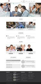 nº 24 pour Build a Website for a new Strategy Consulting Firm par zicmedia