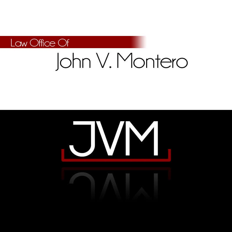 Contest Entry #250 for Logo Design for Law Office of John V. Montero