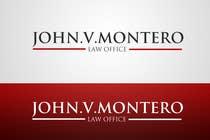 Graphic Design Contest Entry #65 for Logo Design for Law Office of John V. Montero