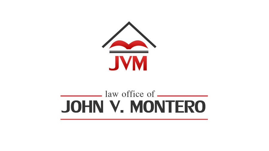 Contest Entry #257 for Logo Design for Law Office of John V. Montero