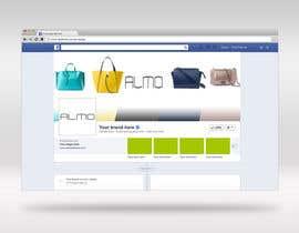 jahidshuvo525 tarafından Designing a Facebook landing page for a brand of women handbags için no 5
