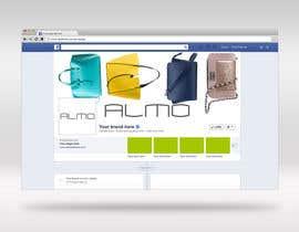 jahidshuvo525 tarafından Designing a Facebook landing page for a brand of women handbags için no 6
