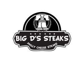 #64 para Design a logo for Big D's Steaks por PixelFox