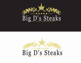 #1 cho Design a logo for Big D's Steaks bởi Rokayafet
