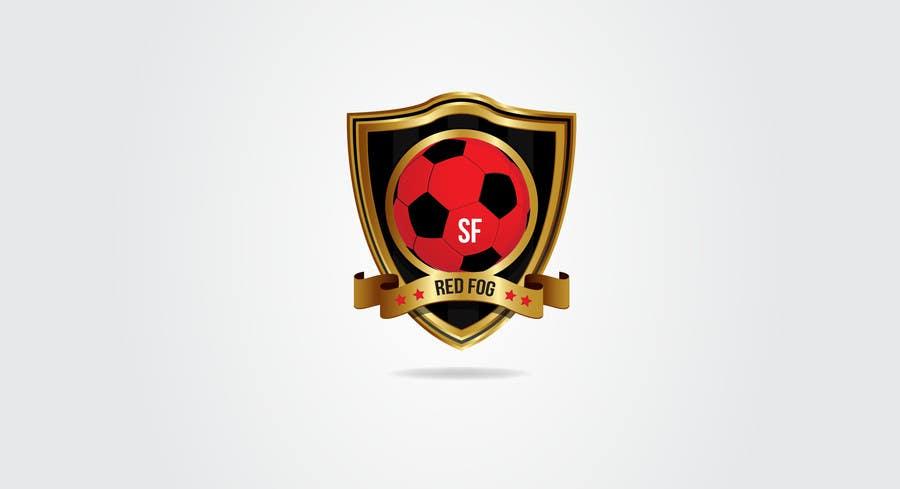 Kilpailutyö #7 kilpailussa Online Soccer Team Logo