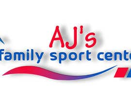"nº 29 pour Design a Logo for AJ""s Sports Centre par ahmeddgxa"