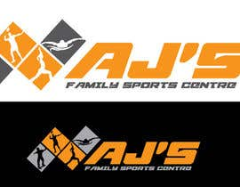 "nº 18 pour Design a Logo for AJ""s Sports Centre par webmastersud"