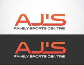 "nº 33 pour Design a Logo for AJ""s Sports Centre par Don67"