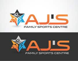 "nº 36 pour Design a Logo for AJ""s Sports Centre par Don67"