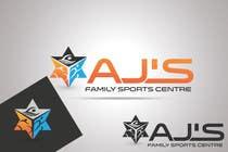 """Graphic Design Konkurrenceindlæg #38 for Design a Logo for AJ""""s Sports Centre"""