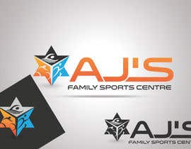 "nº 38 pour Design a Logo for AJ""s Sports Centre par Don67"