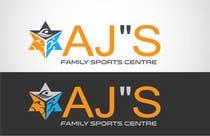 """Graphic Design Konkurrenceindlæg #44 for Design a Logo for AJ""""s Sports Centre"""