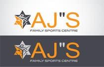 """Graphic Design Konkurrenceindlæg #49 for Design a Logo for AJ""""s Sports Centre"""