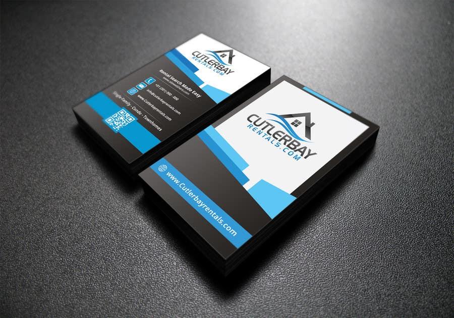 Penyertaan Peraduan #59 untuk Design Business Cards