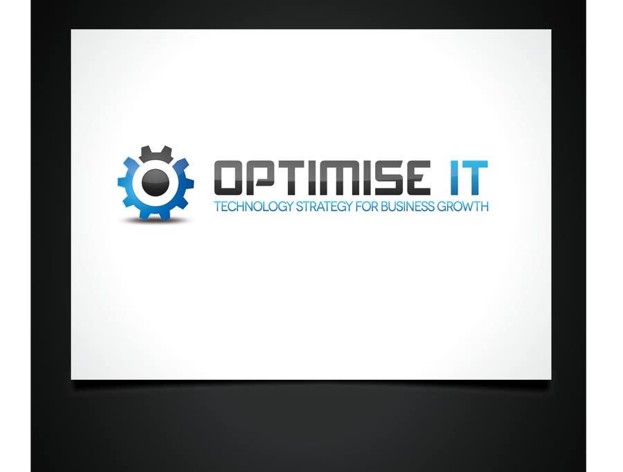 Penyertaan Peraduan #                                        34                                      untuk                                         Logo redesign for IT strategy company