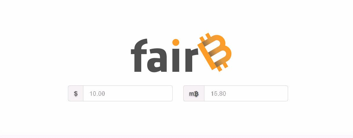 Kilpailutyö #51 kilpailussa Design a Logo for fairmB