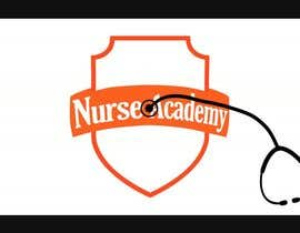 Nro 25 kilpailuun Nurse Academy is seeking an intro video clip to start each video lesson käyttäjältä brian096